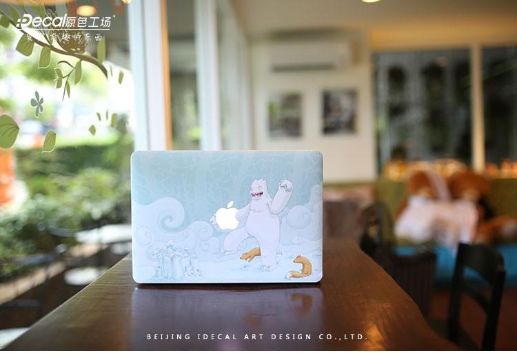 Dán Macbook  macairmacbookpro touchbar13 A1706 A1989 - ảnh 6