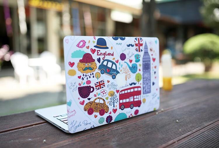 Dán Macbook  macairmacbookpro touchbar13 A1706 A1989 - ảnh 4
