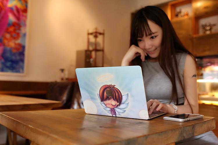 Dán Macbook  macairmacbookpro touchbar13 A1706 A1989 - ảnh 22