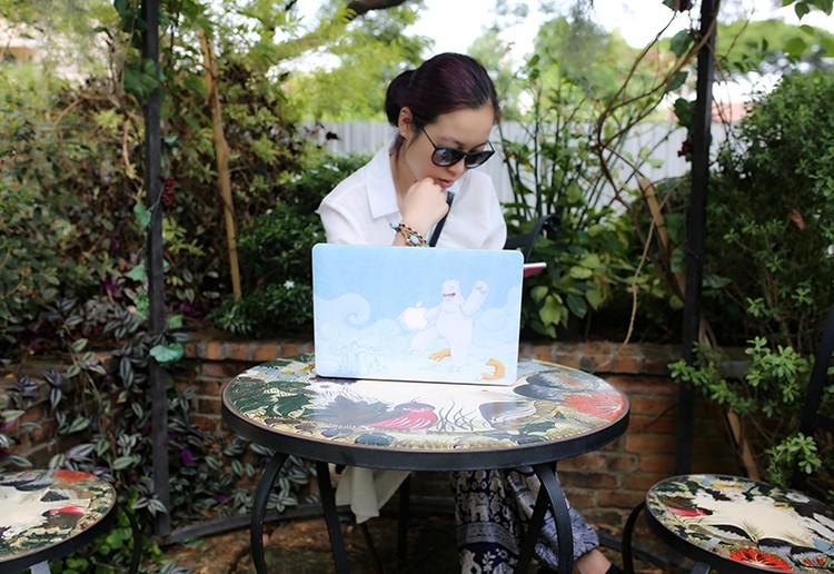 Dán Macbook  macairmacbookpro touchbar13 A1706 A1989 - ảnh 5