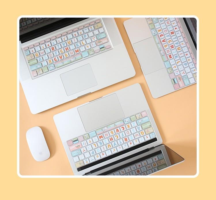 Dán bàn phím cho macbook - ảnh 11