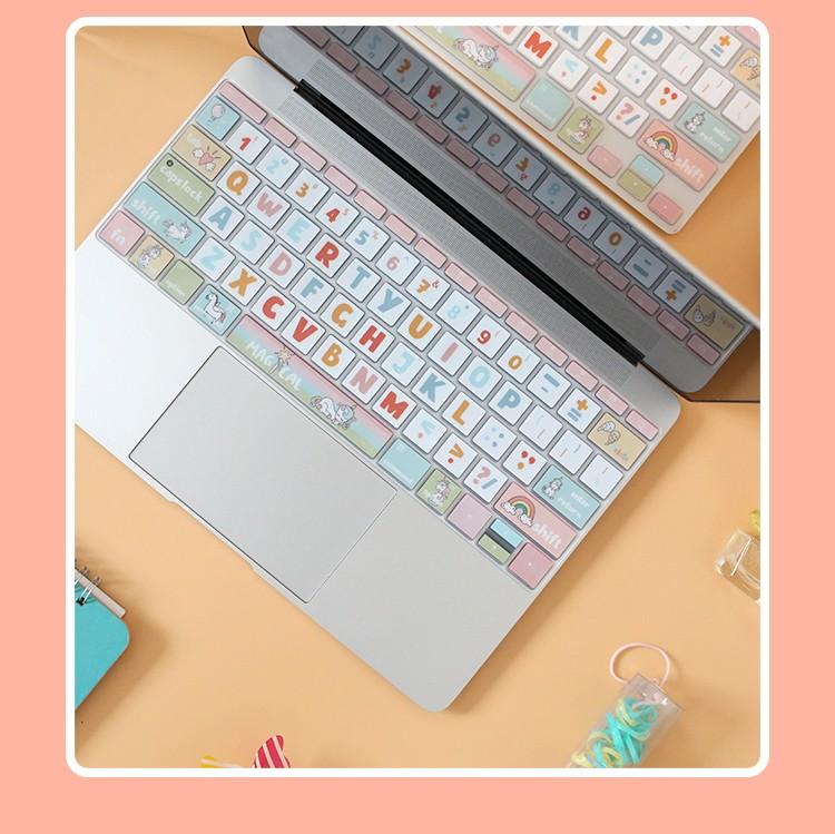 Dán bàn phím cho macbook - ảnh 15
