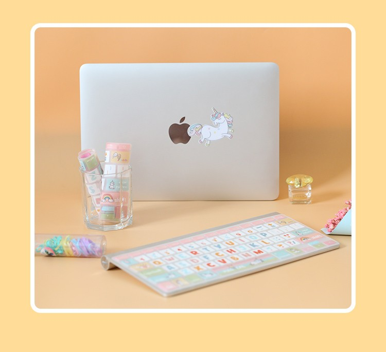 Dán bàn phím cho macbook - ảnh 13