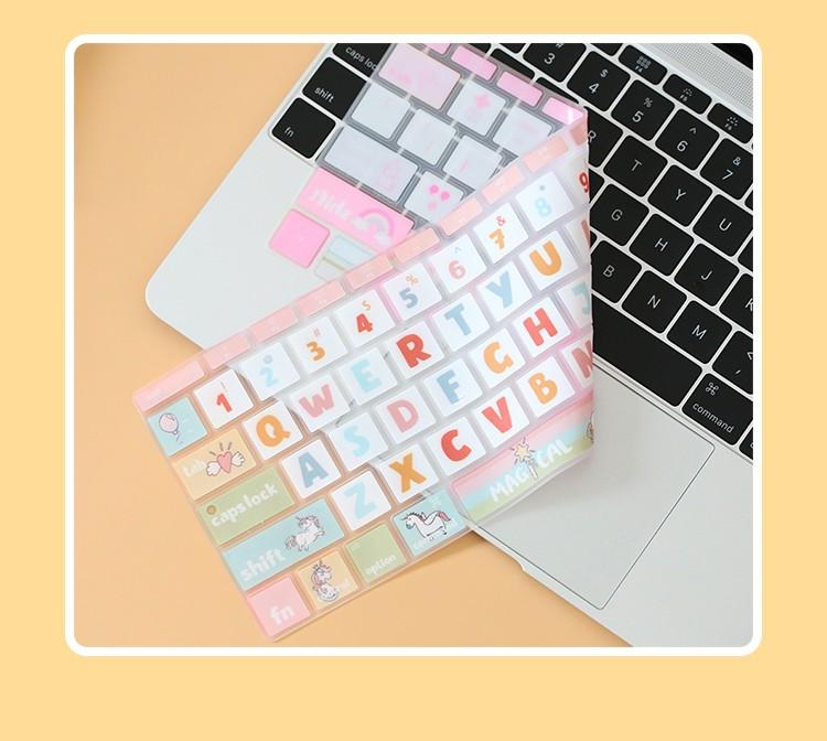 Dán bàn phím cho macbook - ảnh 12