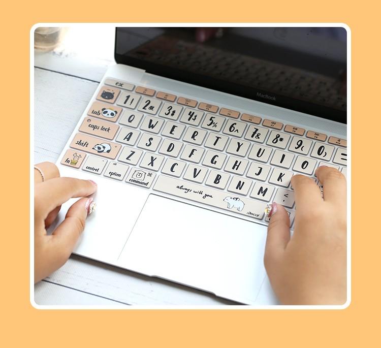 Dán bàn phím cho macbook - ảnh 18