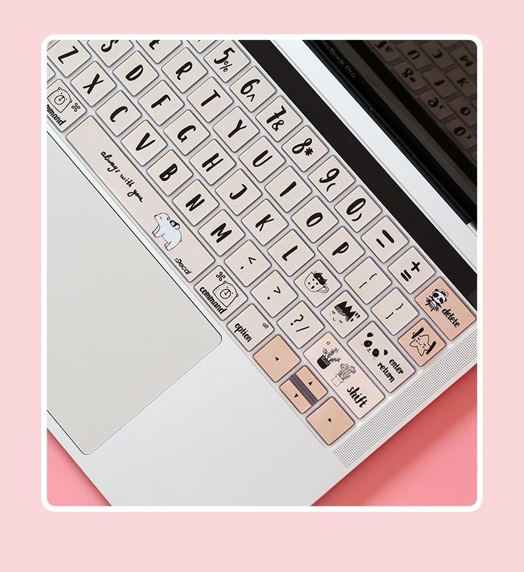 Dán bàn phím cho macbook - ảnh 21