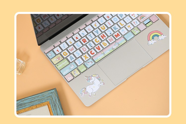 Dán bàn phím cho macbook - ảnh 26