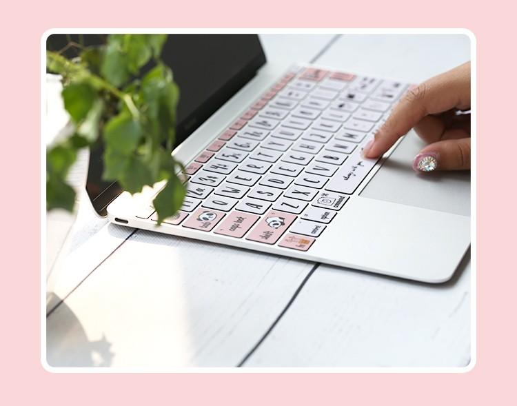 Dán bàn phím cho macbook - ảnh 4