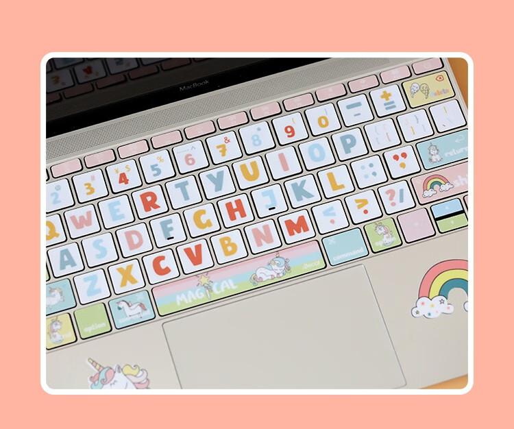 Dán bàn phím cho macbook - ảnh 29