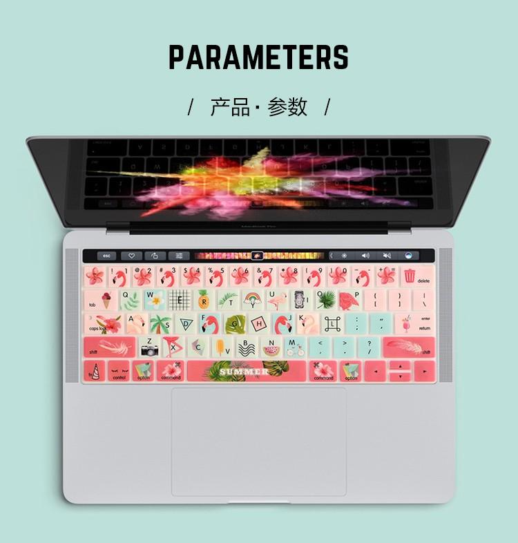 Dán bàn phím cho macbook - ảnh 2