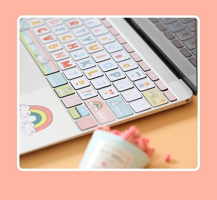 Dán bàn phím cho macbook - ảnh 32