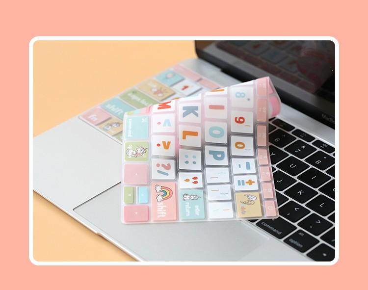 Dán bàn phím cho macbook - ảnh 14