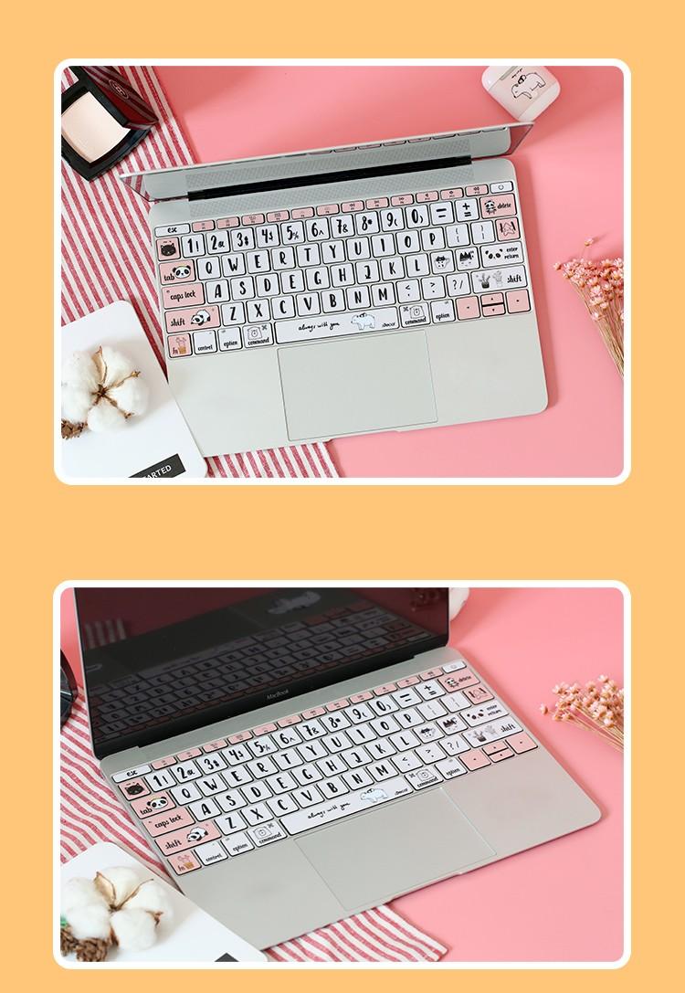 Dán bàn phím cho macbook - ảnh 33