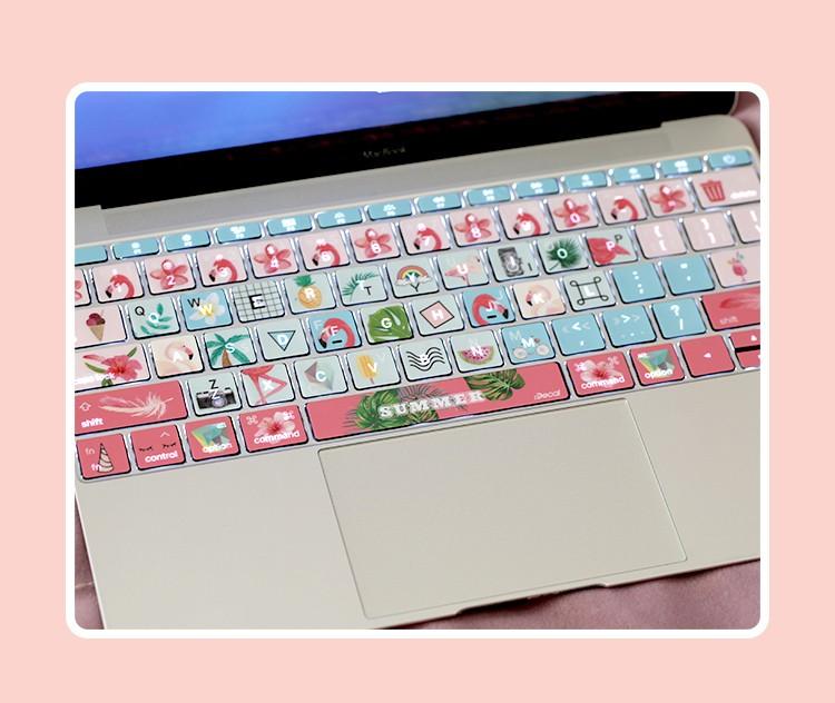Dán bàn phím cho macbook - ảnh 24