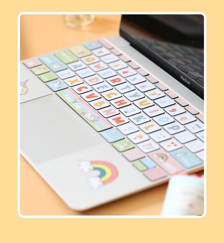 Dán bàn phím cho macbook - ảnh 27