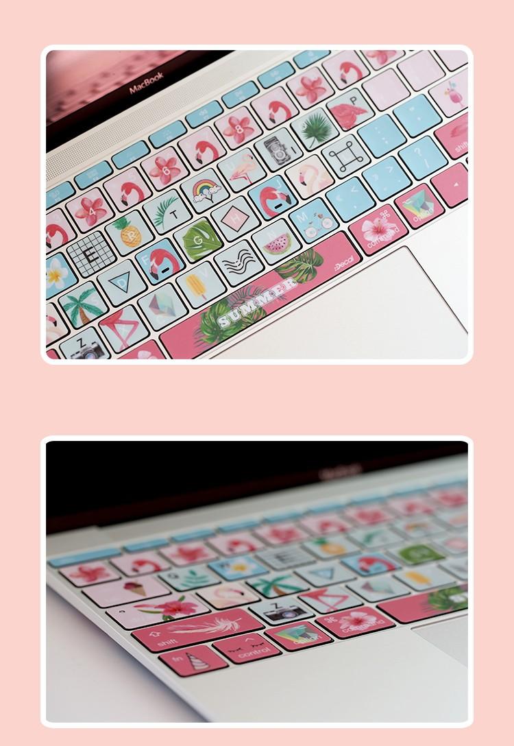 Dán bàn phím cho macbook - ảnh 23