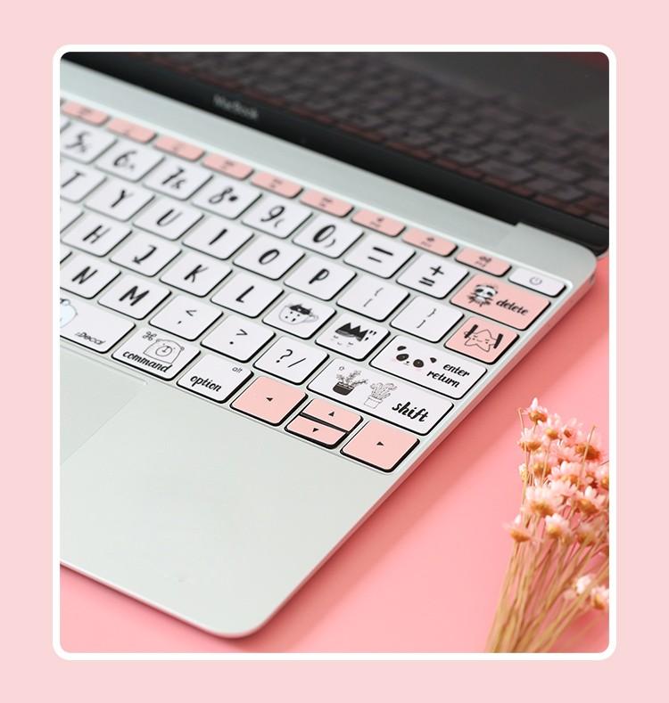 Dán bàn phím cho macbook - ảnh 3