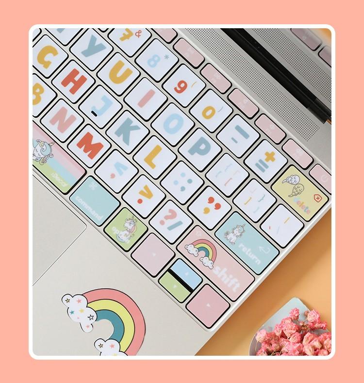 Dán bàn phím cho macbook - ảnh 31