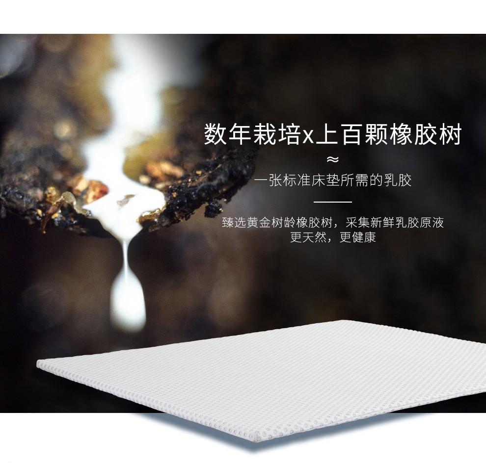 丝涟Sealy乳胶床垫榻榻米床垫双人床垫床褥子弹簧床垫子1.8m升级款云系列云系列3cm180cm*200cm