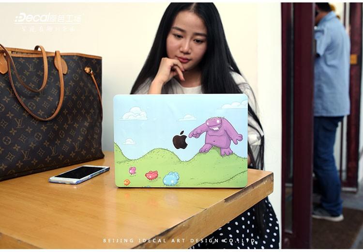 Dán Macbook  macairmacbookpro touchbar13 A1706 A1989 - ảnh 8