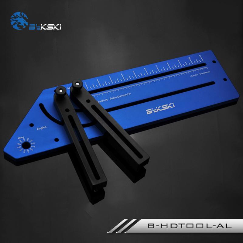 Bykski Rigid Tube Bending Tool - B-HDTOOL-AL Red 2