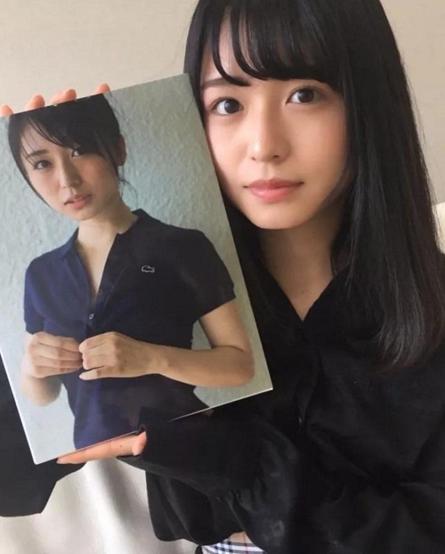欅坂46 长滨宁琉 1st写真集