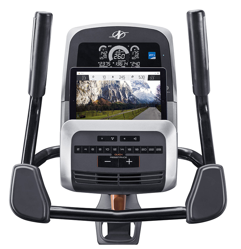 78a5e03d2be6 美国爱康健身车2018新款上市75017家用静音运动器材轻商用立式磁控车原装正品 图片价格品牌报价 -京东