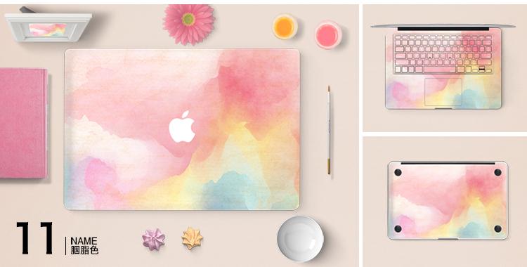 Dán Macbook  SkinAT MacBook AirPro13 Pro 13 TouchBar2018 - ảnh 13