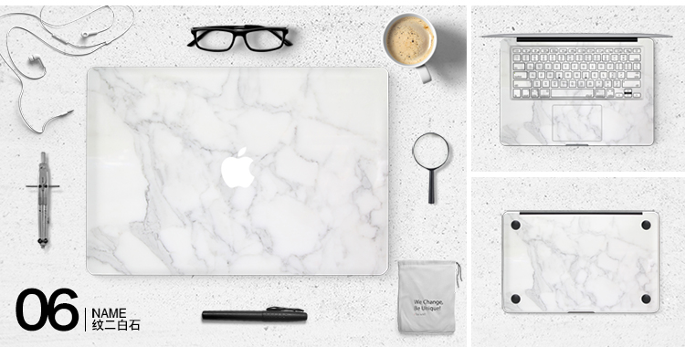 Dán Macbook  SkinAT MacBook AirPro13 Pro 13 TouchBar2018 - ảnh 8