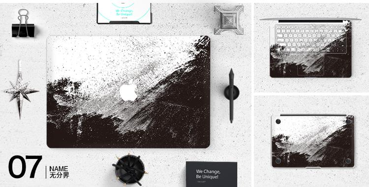 Dán Macbook  SkinAT MacBook AirPro13 Pro 13 TouchBar2018 - ảnh 9