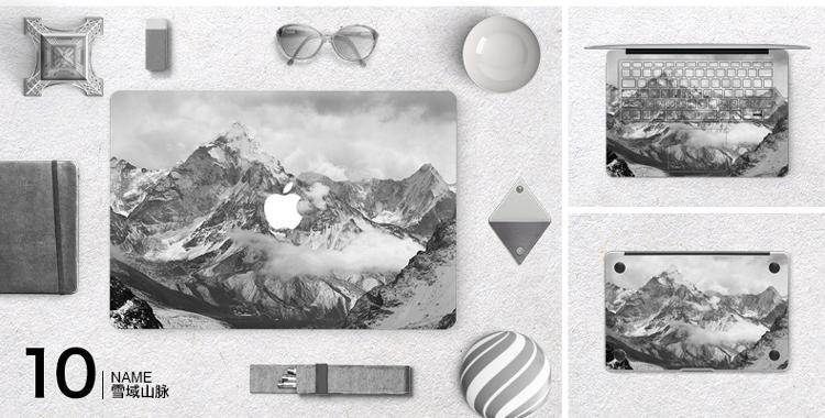 Dán Macbook  SkinAT MacBook AirPro13 Pro 13 TouchBar2018 - ảnh 12