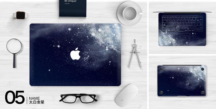 Dán Macbook  SkinAT MacBook AirPro13 Pro 13 TouchBar2018 - ảnh 7