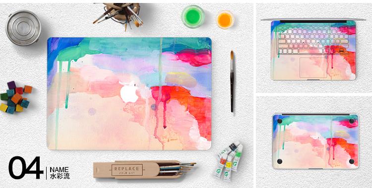Dán Macbook  SkinAT MacBook AirPro13 Pro 13 TouchBar2018 - ảnh 6