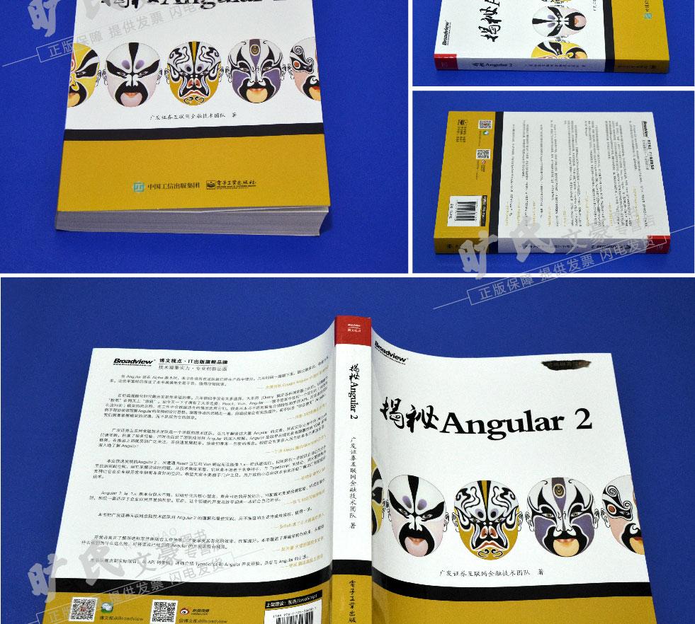 Angular2 入門 揭秘angular 2 从入门进阶到实战angular学习指导书angular架构