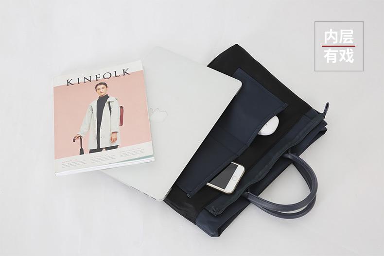 Túi chống sốc nữ thời trang siêu nhẹ - T1057 - ảnh 7