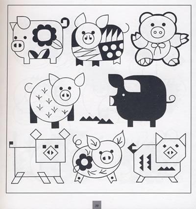 出版有《黑白裝飾畫》,《動物平面造型設計》,《兒童裝飾藝術》等書.