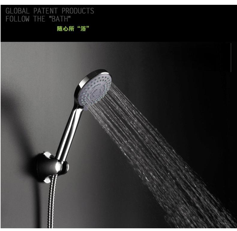Nest House Bathroom Small Shower Head Shower Head Handheld Shower ...