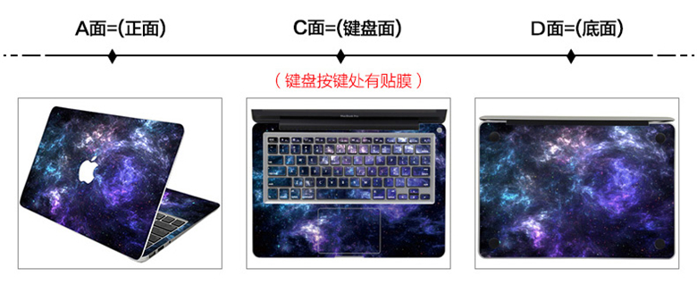 Dán Macbook  macmacbook proair13 ACD - ảnh 3