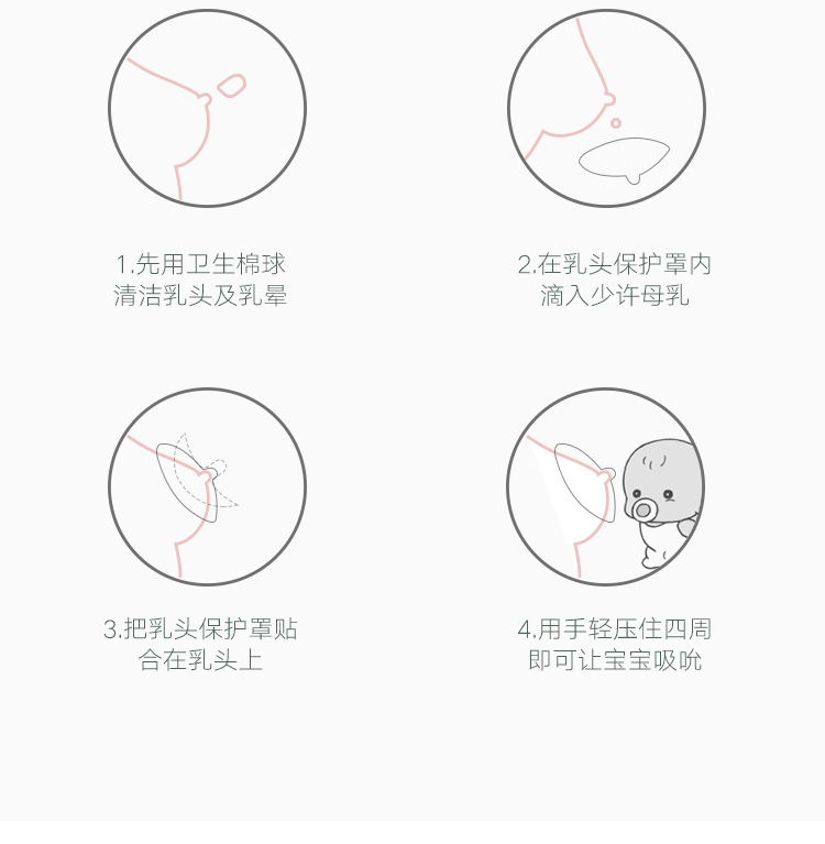 器 乳頭 保護