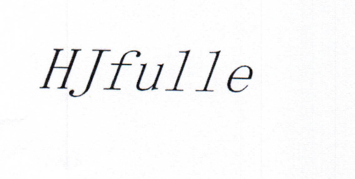 HJfulle