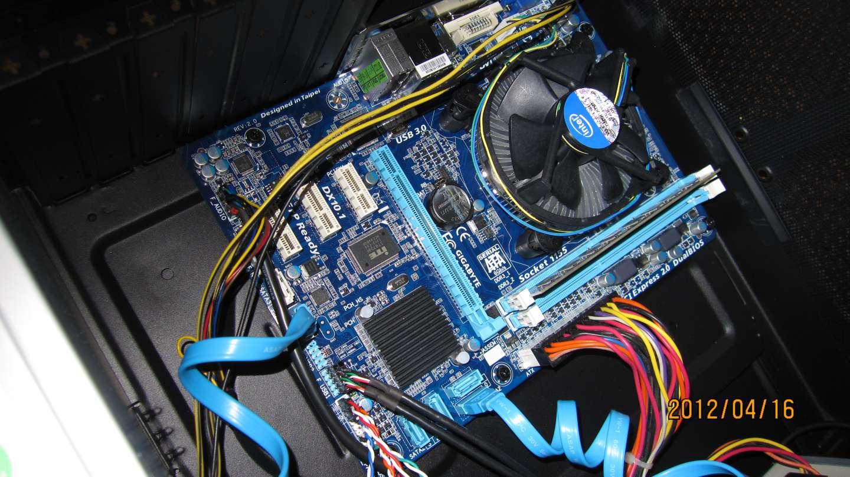 技嘉主板与机箱接线图解_技嘉主板接线图_技嘉主板接线图设计