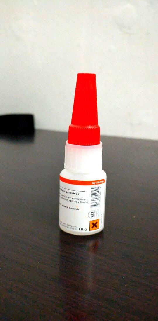 ergo5400瑞士进口粘金属塑料陶瓷木材铁非万能胶502强力透明快干胶水