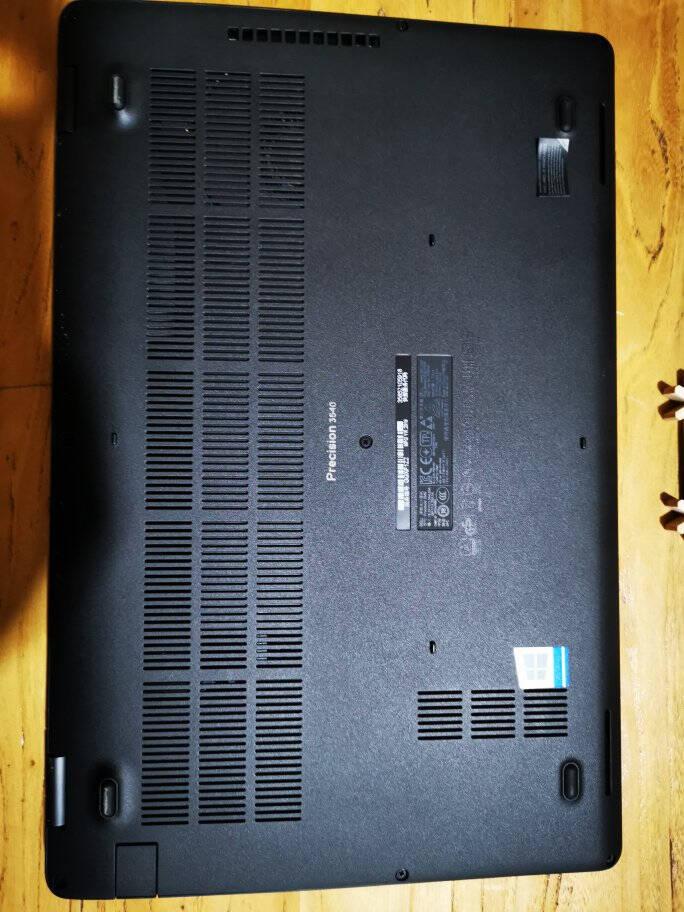 戴尔(DELL)Precision3550智慧版15.6英寸移动图形工作站(i5-10210U8G256GSSDP5202GW10H1年上门)
