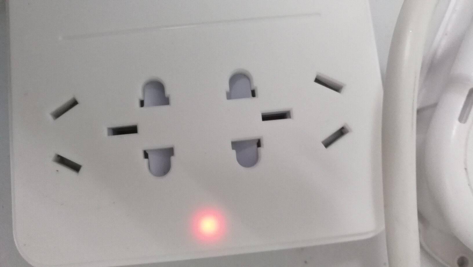 飞利浦(PHILIPS)新国标安全插座8孔位总控3米儿童保护门插线板/插排/排插/拖线板/接线板1830P