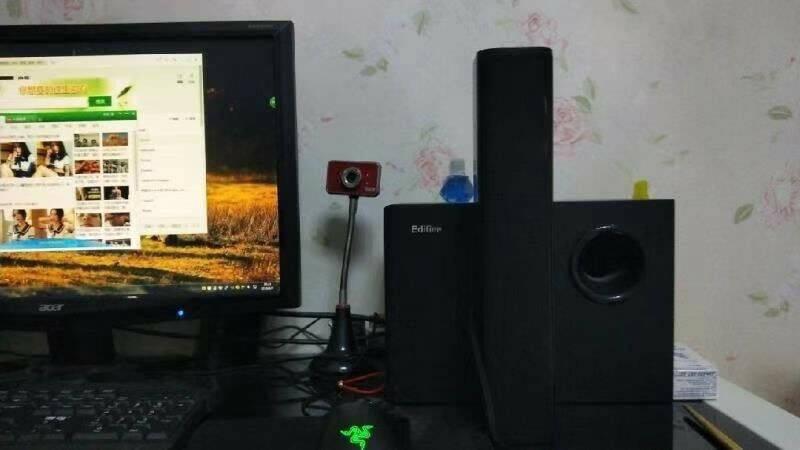 先科(SAST)N19音箱音响电脑手机多媒体台式机笔记本低音炮音响便携迷你音响