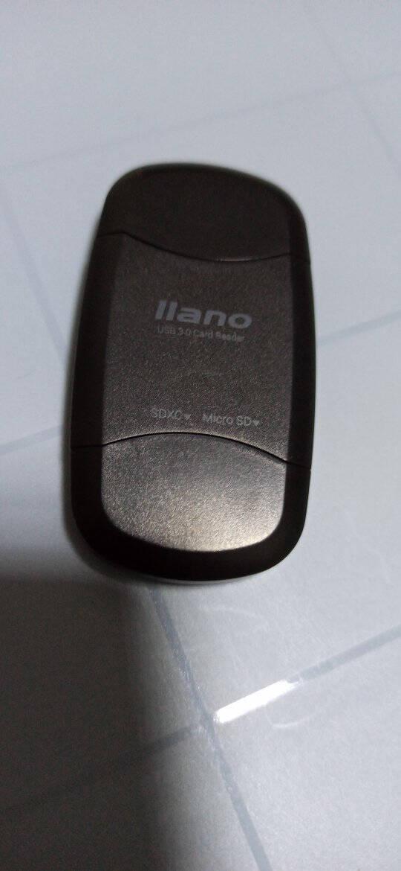 绿巨能(llano)USB3.0高速读卡器SD卡读卡器TF卡读卡器多功能读卡器多合一相机卡读卡器LJN-CB1005