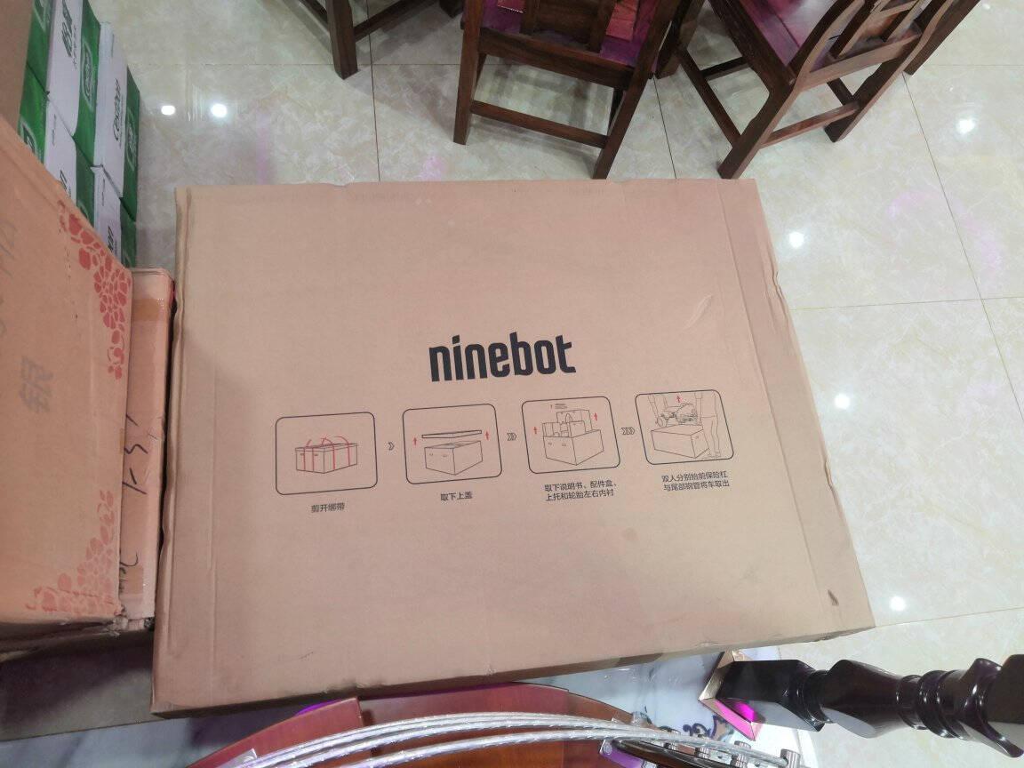 Ninebot九号骑行头盔小米滑板车平衡车电动车可用黑色