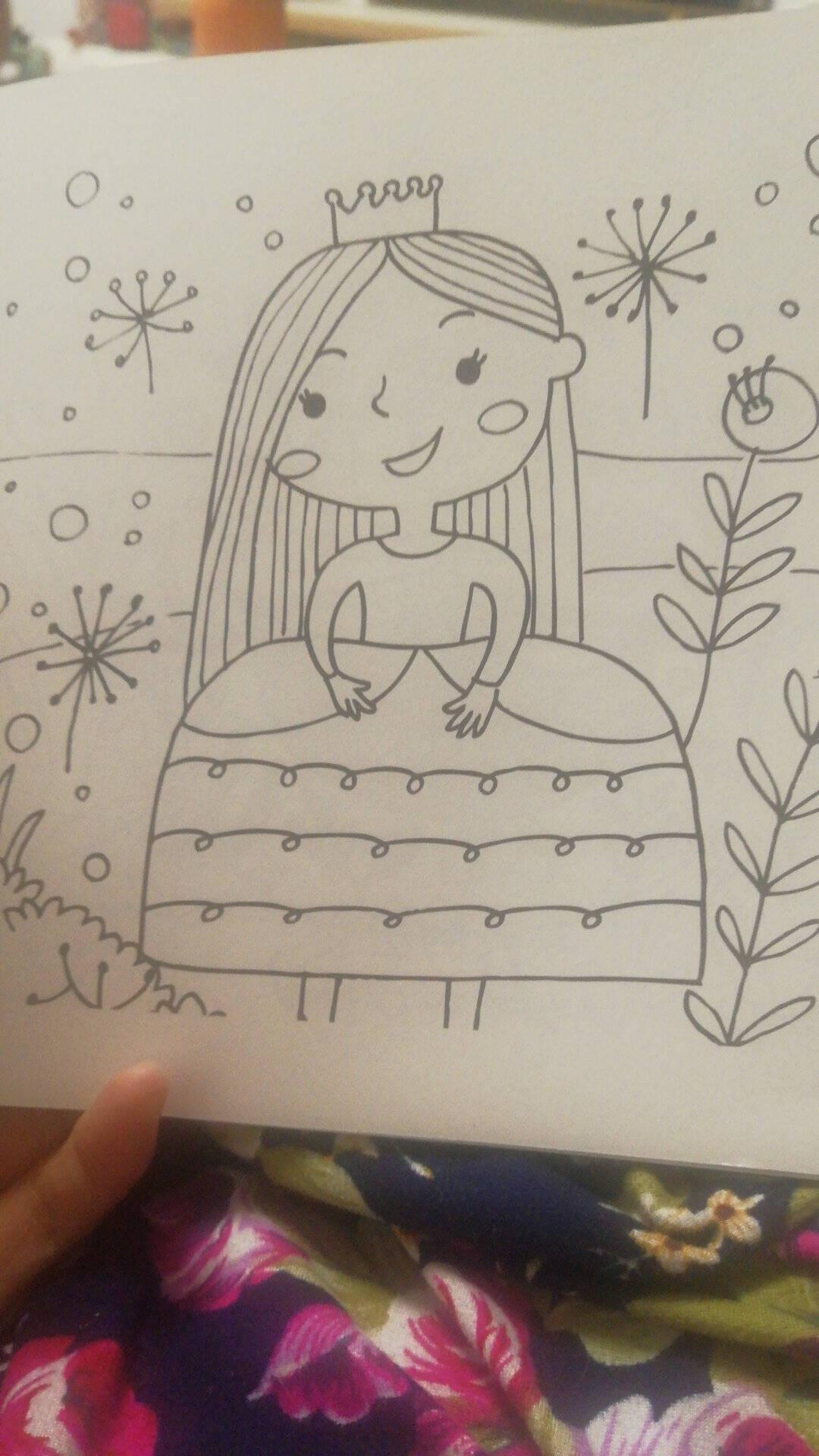 凯蒂卡乐(KIDDYCOLOR)儿童水彩笔48色绘画彩笔幼儿可水洗水彩笔宝宝画画笔涂鸦