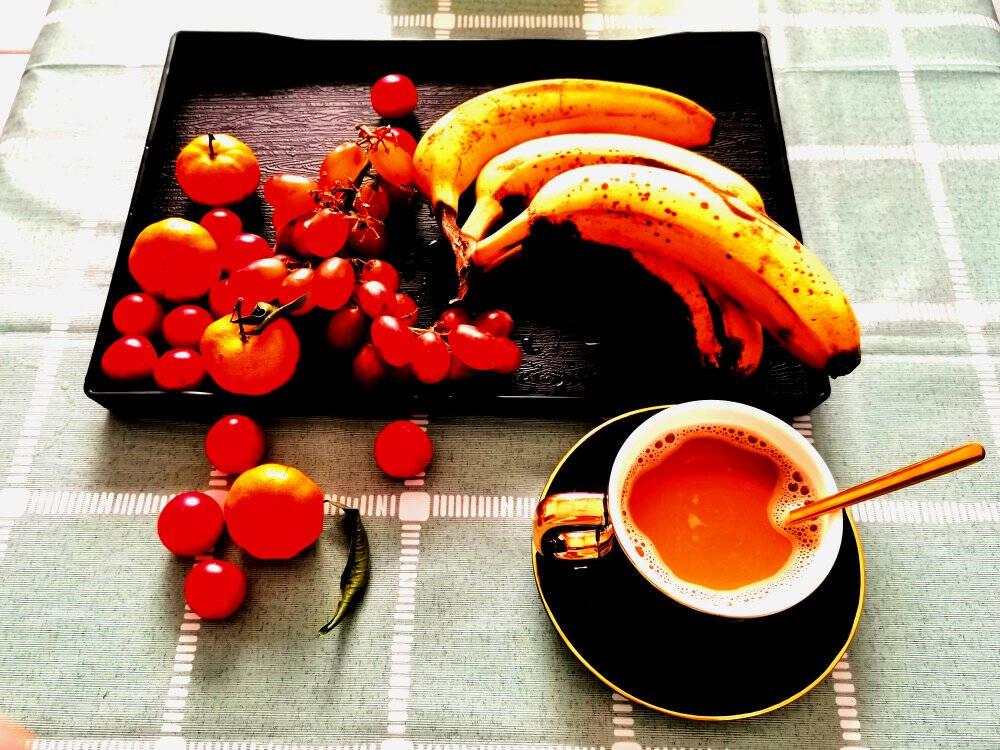 Edo欧式家用小奢华拉花咖啡杯套装简约下午茶230ml陶瓷杯子带勺子拿铁杯2019新款墨绿色