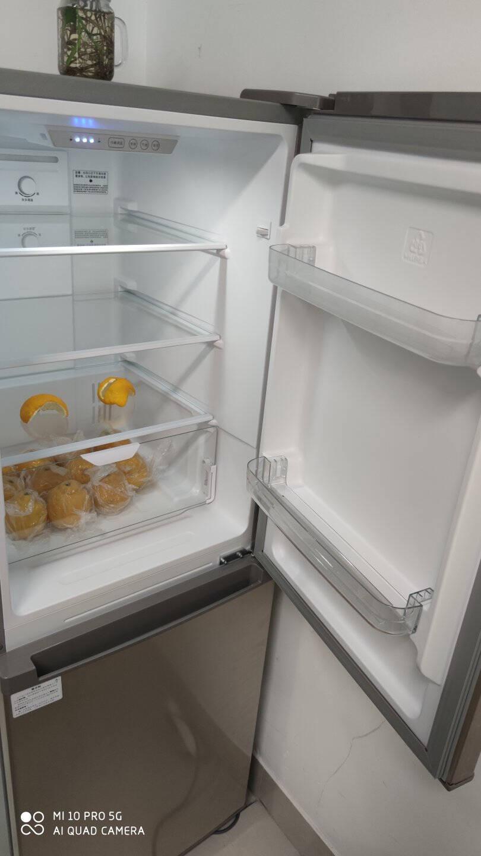 创维(SKYWORTH)178升冰箱双门风冷无霜99.99%除菌率变频风机静音不扰眠租房家用BCD-178WY